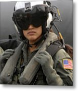 U.s. Navy Aviation Warfare Systems Metal Print