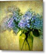 Vintage Lilac Metal Print by Jessica Jenney