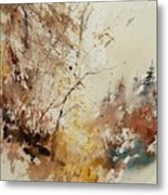 Watercolor 903012 Metal Print