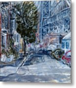 Williamsburg2 Metal Print