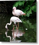 You And Me In Love Metal Print