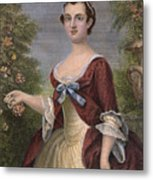 Martha Washington Metal Print by Granger