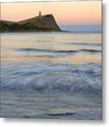 Kimmeridge Bay In Dorset Metal Print