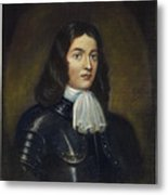 William Penn (1644-1718) Metal Print