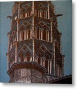 14th Century Toulouse Metal Print