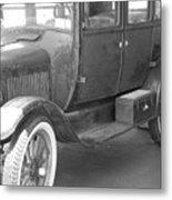 1926 Model T Ford Metal Print