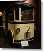 1931 Helms Bakery Truck Metal Print
