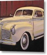 1941 Plymouth - Aunt Clara Metal Print