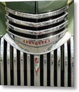 1946 Chevrolet Pick Up Metal Print
