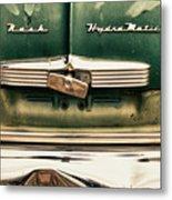 1951 Nash Ambassador Hydramatic Metal Print