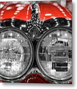 1958 Chevrolet Corvette  Metal Print