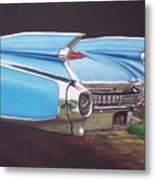 1959 Cadillac Metal Print