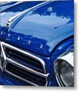 1960 Borgward Isabella Coupe Metal Print
