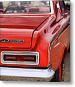 1963 Dodge 426 Ramcharger Max Wedge Metal Print by Gordon Dean II