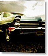 1965 Pontiac Bonneville Metal Print by Phil 'motography' Clark