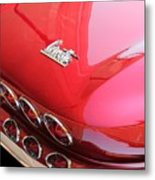1966 Corvette Stingray Metal Print