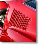 1967 Ford Mustang Gt  Metal Print