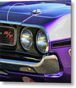 1970 Dodge Challenger Rt 440 Magnum Metal Print
