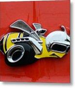 1970 Dodge Super Bee Emblem Metal Print
