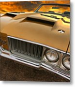 1970 Oldsmobile 442 W-30 Metal Print