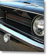 1970 Plymouth Barracuda 'cuda 440 Metal Print