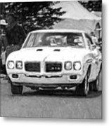 1970 Pontiac Gto Metal Print