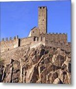Castelgrande - Bellinzona Metal Print