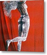 Evolution Of Eve Figure 2 Metal Print
