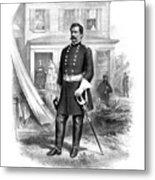 General George Mcclellan Metal Print