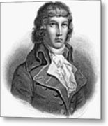 Louis Saint-just (1767-1794) Metal Print