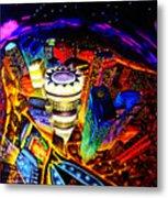 Vorticity II Metal Print by Chris Haugen