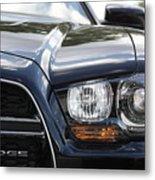 2012 Dodge Charger Metal Print