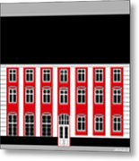 22 North Street Metal Print