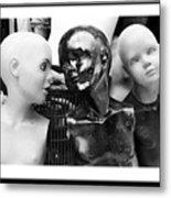 Dolls  Metal Print