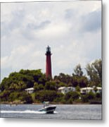 Jupiter Florida Metal Print