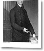 Timothy Dwight (1752-1817) Metal Print