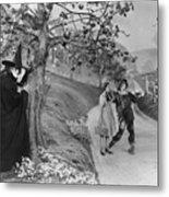 Wizard Of Oz, 1939 Metal Print by Granger