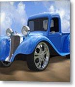 34 Dodge Pickup Metal Print