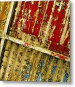 377 At 41 Series 6 Metal Print
