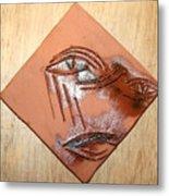 Loss - Tile Metal Print