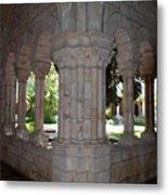 Miami Monastery Metal Print