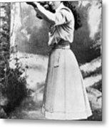 Annie Oakley (1860-1926) Metal Print by Granger