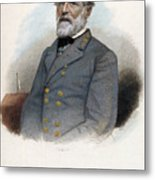 Robert E. Lee (1807-1870) Metal Print by Granger