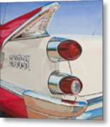 59 Dodge Royal Lancer Metal Print