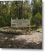 Cassadaga Spiritualist Camp In Florida Metal Print