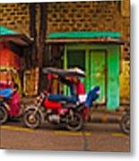 6x1 Philippines Number 48 Panorama Metal Print