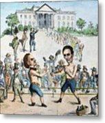 Presidential Campaign, 1860 Metal Print
