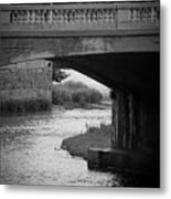 8th And Sioux River Metal Print