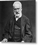 Victor Hugo (1802-1885) Metal Print