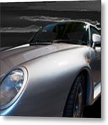 959 Porsche Metal Print